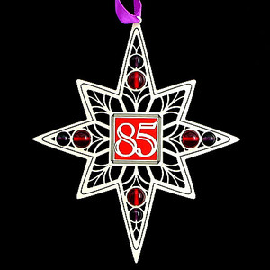 85th Keepsake Ornament