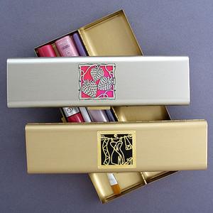 Unique Metal Make-Up Cases