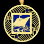 Cruise Ship Holiday Ornaments