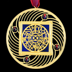 Personalized Astrology Ornaments