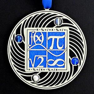 Mathematics Ornaments