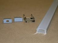 MCSP1707AE LED Aluminum Extrusion 1 Meter