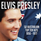 Elvis Presley - 50 Australian Top Ten Hits 1956-1977 Album on  CD