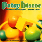 Patsy Biscoe - 50 Favourite Nursery Rhymes Volume 3 CD
