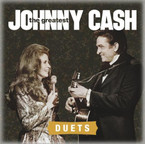 Johnny Cash - The Greatest: Duets CD