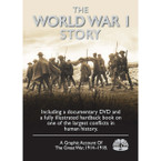 The World War I Story DVD & Book