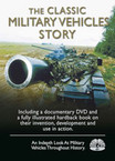 The Classic Military Vehicles Story DVD & Book