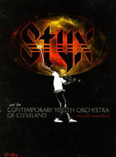 Styx and the Contemporary Youth Orchestra of Cleveland - One With Everything DVD