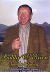 Paddy O'Brien - From The Beggining DVD