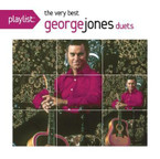 George Jones - Playlist: The Very Best Of George Jones Duets CD