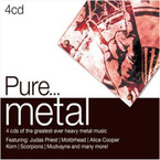 Various Artists - Pure...Metal 4CD