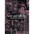 Jimi Hendrix - West Coast Seattle Boy: The Jimi Hendrix Anthology DVD