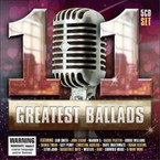 Various Artists - 101 Greatest Ballads 5CD