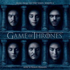 Game Of Thrones: Season 6 (Music From The HBO Series) - Otv CD