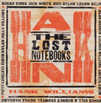 Various Artists - The Lost Notebooks Of Hank Williams CD