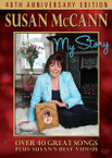 Susan McCann - My Story (40th Anniversary Edition) DVD