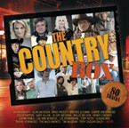 Various Artists - The Country Box 4CD