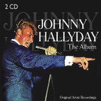 Johnny Hallyday - The Album 2CD