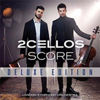 2Cellos - Score (Deluxe Edition) CD/DVD