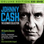 Johnny Cash - The Ultimate Collection (Deluxe Edition) CD/DVD