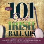 Various Artist - 101 Great Irish Ballads 5CD Box Set