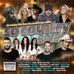 Various Artist - So Country 2018 2CD