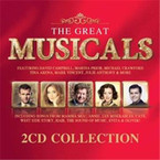 Various Artists - The Great Musicals 2CD