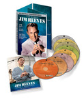 The Great Jim Reeves 50th Anniversary Commemorative Edition 8CD Box Set/Booklet