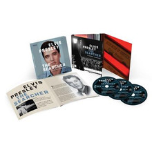 Elvis Presley - The Searcher (Soundtrack) Limited Deluxe 3CD/Book Edition