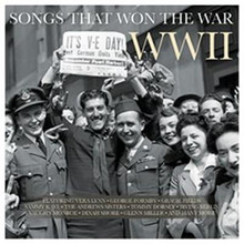Various Artists - Songs That Won The War WWII CD