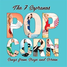 The 7 Sopranos - Popcorn CD