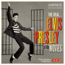 Elvis Presley - The Real: Elvis Presley At The Movies 3CD