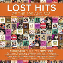 Various Artists - Lost Hits Of The 70's & 80's CD