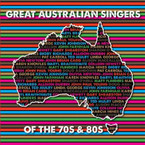 Various Artists - Great Australian Singers Of The 70s & 80s CD
