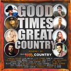 Various Artists - Good Times, Great Country 2CD