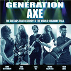 Generation Axe - The Guitars That Destroyed The World (Live In China) CD
