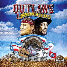 Various Artists - Outlaws & Armadillos: Country's Roaring 70's 2CD