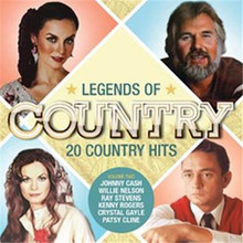 Various Artists - Legends Of Country Vol. 2 CD