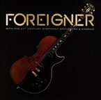 Foreigner - With The 21st Century Symphony CD/DVD