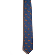 Chipp Smooth Dachshund tie