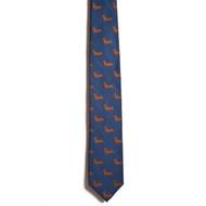 Chipp Smooth Dachshund tie