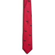 Chipp Doberman Pinscher tie