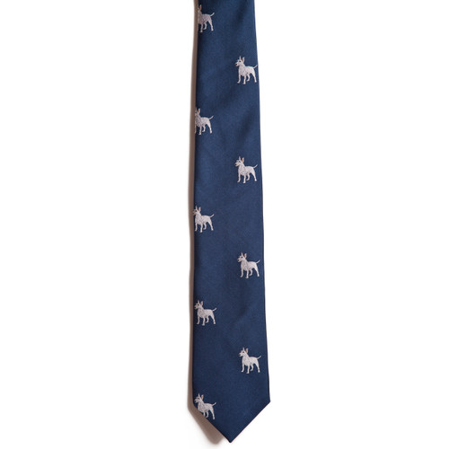 Chipp English Bull Terrier tie