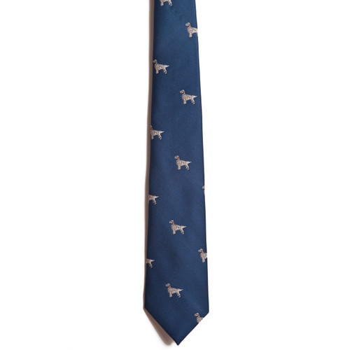 Chipp English Setter tie