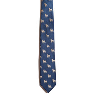 Chipp French Bulldog tie