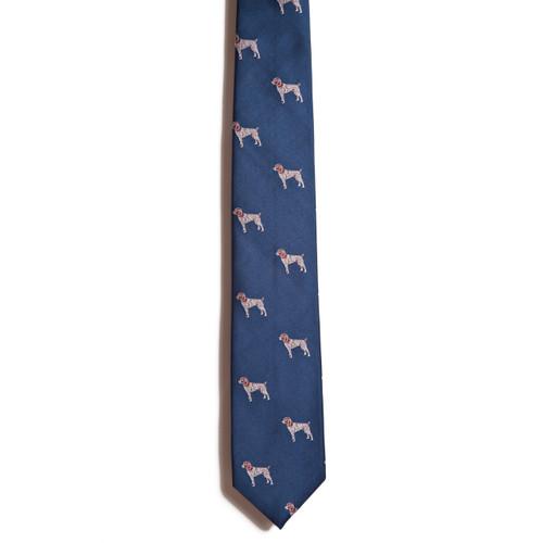 Chipp German Shorthaired Pointer tie