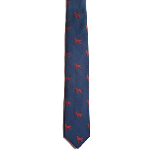 Chipp Irish Setter tie