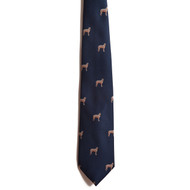 Chipp Irish Wolfhound tie