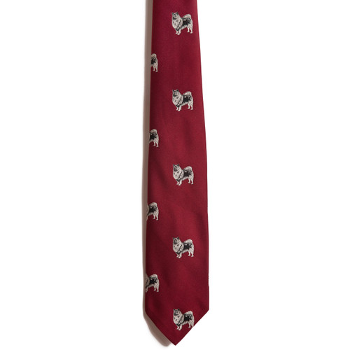 Chipp Keeshound tie