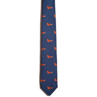 Chipp Long-Haired Dachsund tie